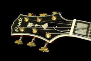 Well appointed headstock