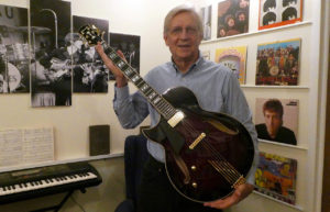 Ken Schultz with his Left Handed Conti Entrada